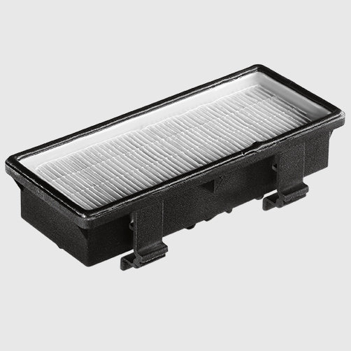 HEPA-филтър за чист отработен въздух
