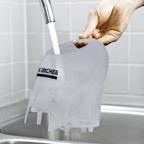 Свалящ се резервоар за вода с възможност за пълнене по всяко време