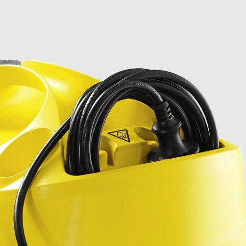 Място за съхранение на кабела