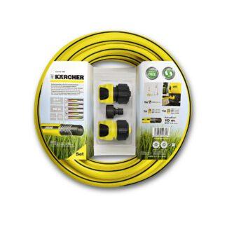 """Комплект за водоструйка маркуч PrimoFlex® (3/4"""" – 10 m) и бързи връзки"""