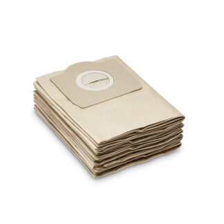 Хартиени филтърни торбички за WD 3/ MV 3/ SE 4 (5 бр.)